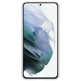 Samsung Silicone Cover na Galaxy S21 5G (EF-PG991TJEGWW) sivý