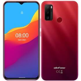 UleFone Note 10 Dual SIM (ULE000394) červený