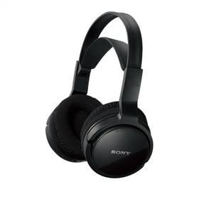 Sony MDRRF811RK.EU8 (MDRRF811RK.EU8) černá + Doprava zdarma