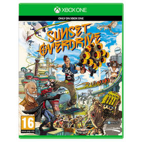 Microsoft Xbox One Sunset Overdrive (3QT-00030)