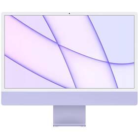 """Apple iMac 24"""" CTO M1 8x GPU, 8GB, 256GB, SK - Purple (Z130000D7)"""