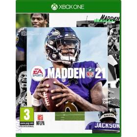 EA Xbox One Madden NFL 21 (EAX348420)