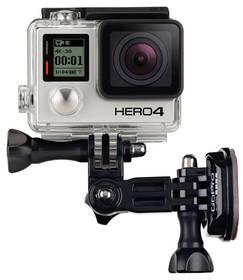 GoPro s vyklopením do strany (AHEDM-001) čierny