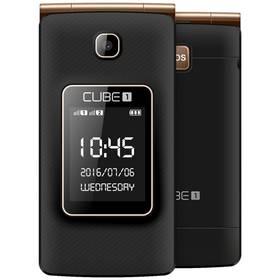CUBE 1 VF200 (022249) čierny