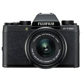 Fujifilm X-T100 + XC15-45 čierny