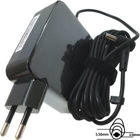 Asus 65W 19V 2P W/O CORE s EU plugem (B0A001-00042800) (poškozený obal 8800678420)