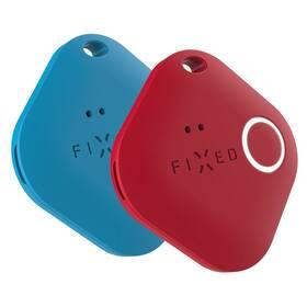 FIXED Smile PRO, Duo Pack (FIXSM-SMP-BLRD) červená/modrá