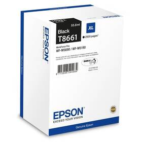Epson T8661 XL, 2500 stran (C13T866140) černá