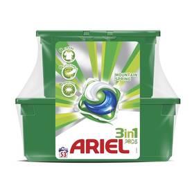 Ariel Mountain Spring gelové kapsle 53 ks