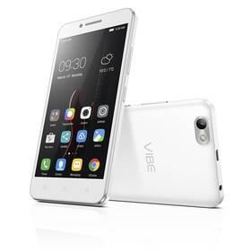 Lenovo VIBE C (PA300101CZ) bílý SIM s kreditem T-Mobile 200Kč Twist Online Internet (zdarma)+ Voucher na skin Skinzone pro Mobil CZ v hodnotě 399 KčSoftware F-Secure SAFE 6 měsíců pro 3 zařízení (zdarma)