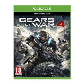 Microsoft Xbox One Gears of War 4 (4V9-00051)