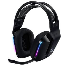 Logitech G733 Lightspeed Wireless RGB (981-000864) čierny