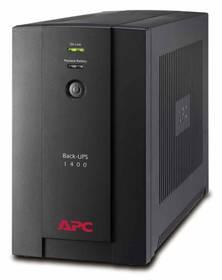 Záložní zdroj APC Back-UPS 1400VA (BX1400U-FR)