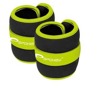 Spokey Form na ruce a nohy 2 x 0,75 kg sv. zelená
