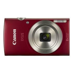 Canon IXUS 185 (1809C010) červený + Doprava zdarma