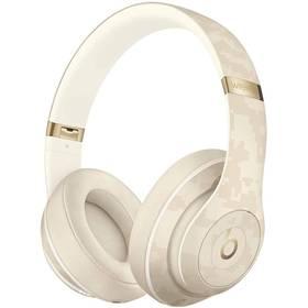 Beats Studio3 Wireless - Beats Camo Collection (mwuj2ee/a) béžová