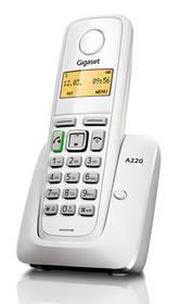Siemens Gigaset A220 (S30852-H2411-R602) bílý