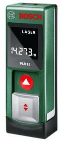 Bosch PLR 15 + Doprava zdarma