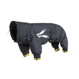 Oblečok Hurtta Outdoors Slush combat 20 S šedá/okrová