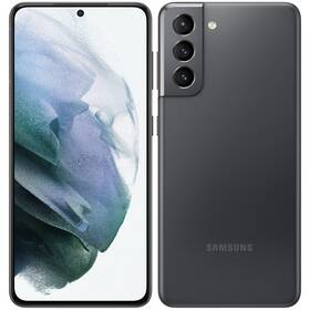 Samsung Galaxy S21 5G 128 GB (SM-G991BZADEUE) sivý