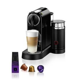 DeLonghi Nespresso CitiZ&Milk EN267.BAE čierne