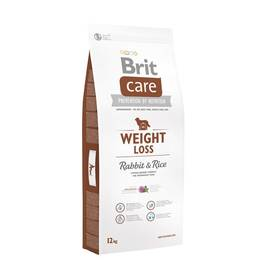 Brit Care Weight Loss Rabbit & Rice 12 kg + Doprava zdarma