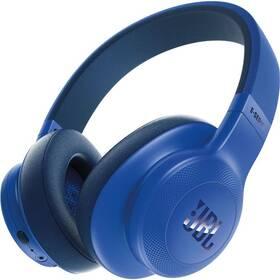 JBL E55BT (6925281918155) modrá + Doprava zdarma