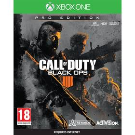 Activision Xbox One Call of Duty: Black Ops IV Pro Edition (CEX308553)