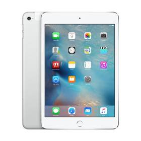 Apple iPad mini 4 Wi-Fi + Cellular 16 GB - Silver (mk702fd/a)