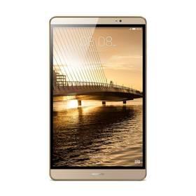 Huawei MediaPad M2 8.0 Premium Gold 32GB Wi-Fi (TA-M280W32GOM) zlatý Software F-Secure SAFE 6 měsíců pro 3 zařízení (zdarma) + Doprava zdarma