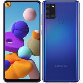 Samsung Galaxy A21s 64 GB (SM-A217FZBOEUE) modrý