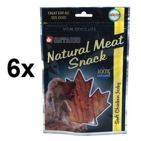 Ontario Soft Chicken Jerky 6 x 70g