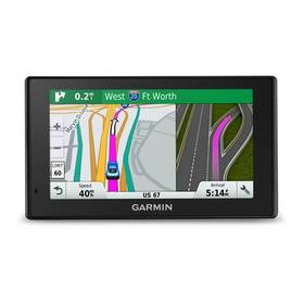 Garmin DriveSmart 60T Lifetime Europe45 černá + Doprava zdarma