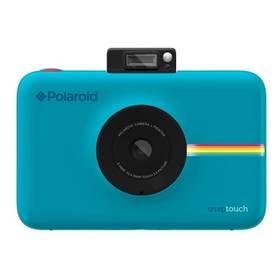 Polaroid SNAP TOUCH Instant Digital (POLSTBL) modrý + Doprava zdarma