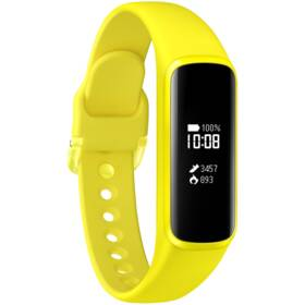 Samsung Galaxy Fit e (SM-R375NZYAXEZ) žlutá (vrácené zboží 8800623975)