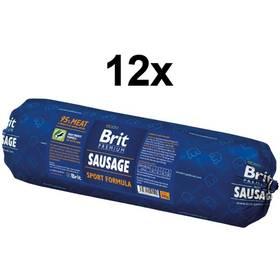 Brit Sausage Sport Formula 12 x 800g