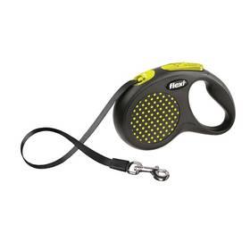 Flexi Design M-L Pásek 5m/50kg žluté