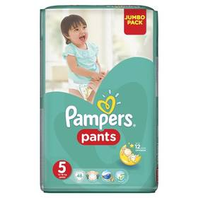 Pampers Jumbo Pack vel. 5, 48ks