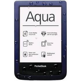 Pocket Book Aqua 640 (PB640-B-WW) modrá + Doprava zdarma