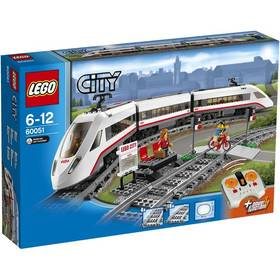 Lego® City 60051 Vysokorychlostní osobní vlak + Doprava zdarma