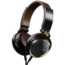 Sony MDR-XB600N zlatá