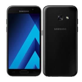 Samsung Galaxy A3 (2017) v prodeji od 3.2. 2017 (SM-A320FZBNETL) černý + Doprava zdarma