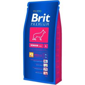 Brit Premium Dog Senior L 15 kg
