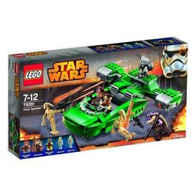 LEGO® Star Wars 75091 Flash Speeder™ + Doprava zdarma