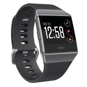Fitbit Ionic - Charcoal/Smoke Gray (FB503GYBK-EU) + Doprava zdarma