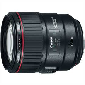 Canon EF 85 mm f/1.4 L IS USM - SELEKCE AIP1 (2271C005) čierny