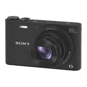 Sony DSC-WX350 černý + Doprava zdarma
