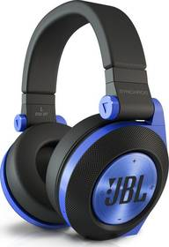 JBL E50BT (500363220584) modrá + Doprava zdarma