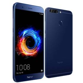 Honor 8 Pro (51091NPK) modrý SIM s kreditem T-Mobile 200Kč Twist Online Internet (zdarma) + Doprava zdarma