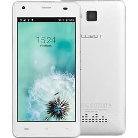 CUBOT Echo Dual SIM 16GB (PH2769) bílý